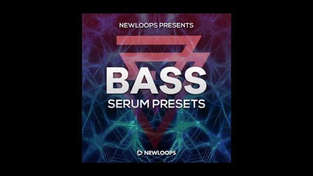 دانلود پریست وی اس تی New Loops Bass For XFER RECORDS SERUM