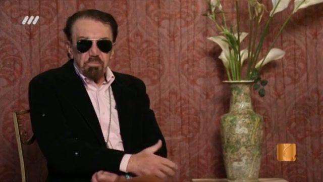 تعریف کردن یک کابوس وحشتناک از زبان مرحوم ناصر چشم آذر آهنگساز برجسته کشور