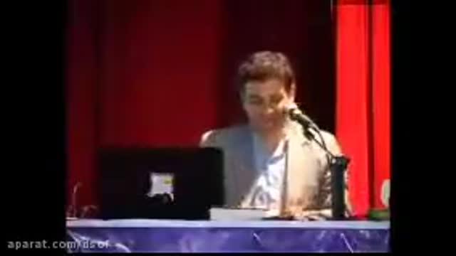 سخنرانی استاد رایفی پور ( زن ، حجاب ، فمینیسم)