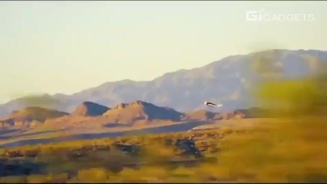 میخواهید از دید یک عقاب به جهان نگاه کنید؟