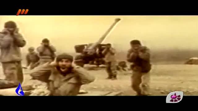 اجرای آهنگ خرمشهر با صدای علی اصحابی