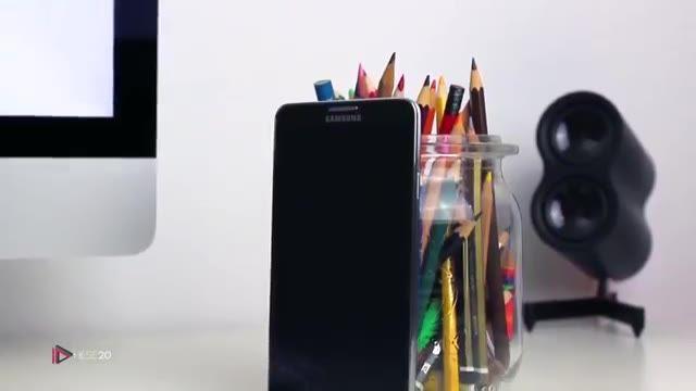 نقد و بررسی ویدیویی گوشی Samsung Galaxy Note 3