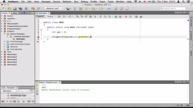 9- توضیح switch در جاوا Java
