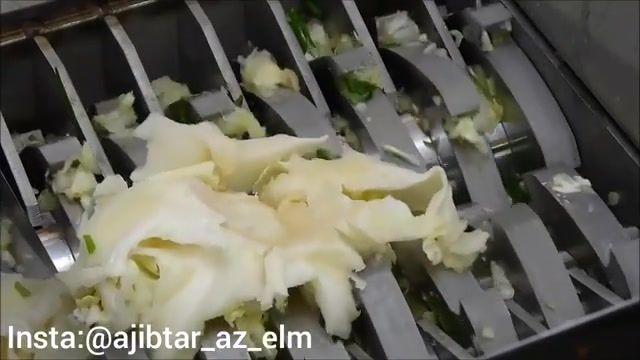 پارت دوم دستگاه خوردکننده سبزیجات به روش دستگاه خردکن  فلزات