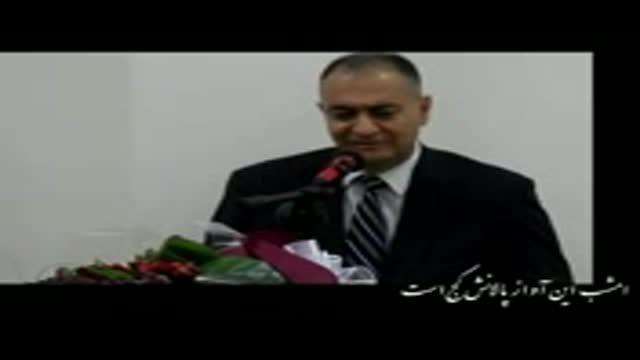 پالان کج... سروده استاد مرتضی کیوان هاشمی خواننده: مهندس محمد صدری نوازنده ویولن