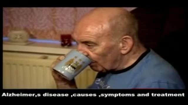Alzheimer's disease.بیماری آلزایمر