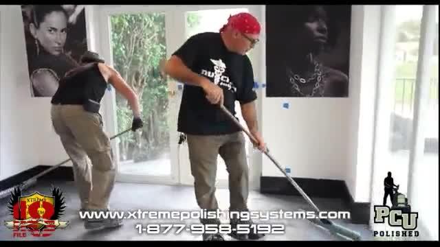 آموزش اجرای کفپوش اپوکسی کاملا حرفه ایی در www.118File.Com
