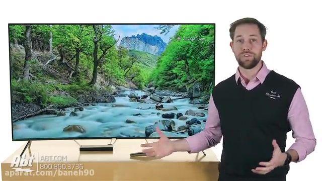 تلویزیون منحنی سامسونگ سه بعدی مدل KS8500
