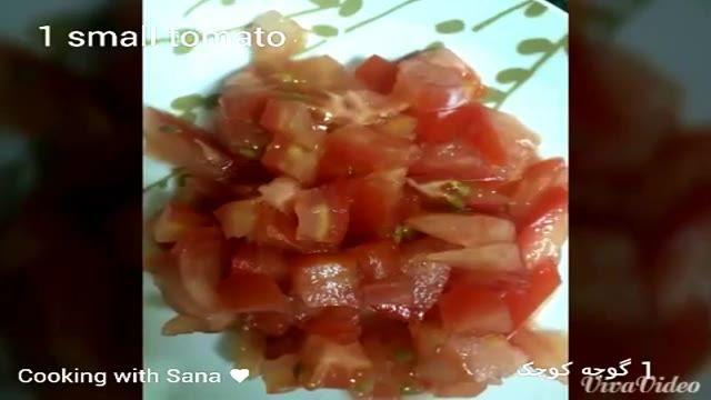 Recipe of Red lentil طرز تهیه عدس قرمز