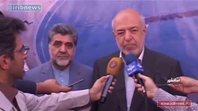 افتتاح تصفیه خانه اسلامشهر با حضور وزیر نیرو