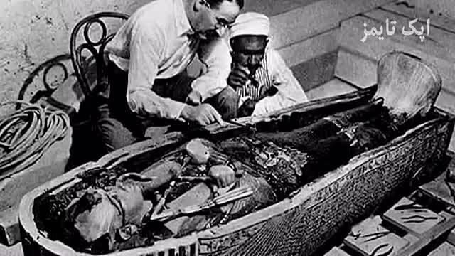 اپک تایمز: خنجر فرعون ازجنس فرازمینی ها