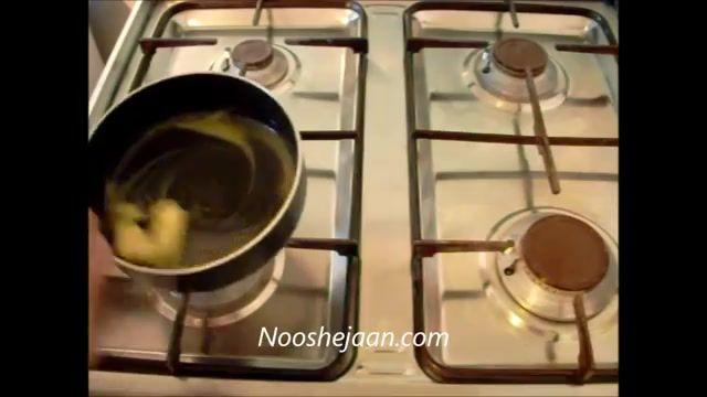 پن کیک pancake