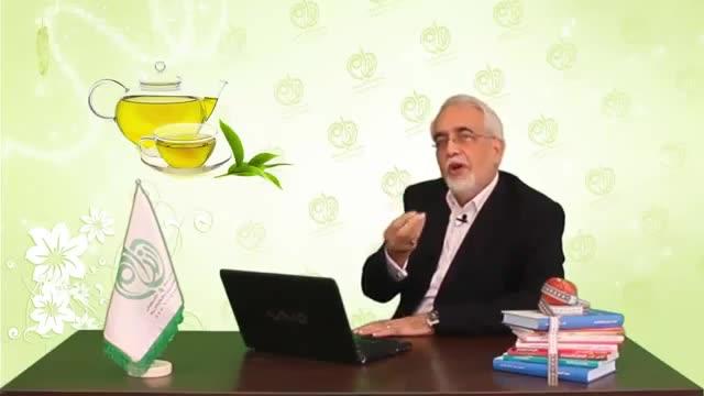چای سبز در رژیم غذایی