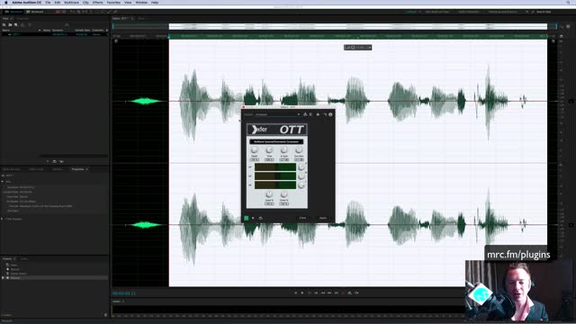 دانلود پلاگین کمپرسور چند بانده Xfer Records OTT v1.0 MAC & WiN