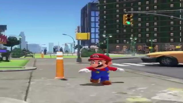 تریلر جدیدترین قسمت مجموعه بازیهای ماریو، سوپر ماریو اودسا - Super Mario Odyssey