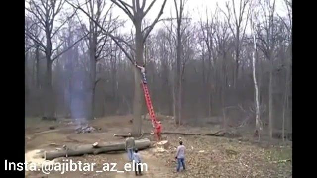 وقوع حادثه هنگام کار کردن