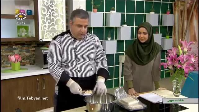 طرز تهیه سمبوسه ماهی (آقای صارمی)