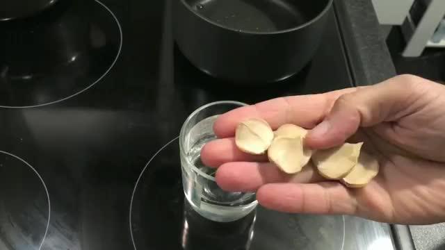 How To Make Shallot Yogurt -آموزش درست کردن ماست موسیر