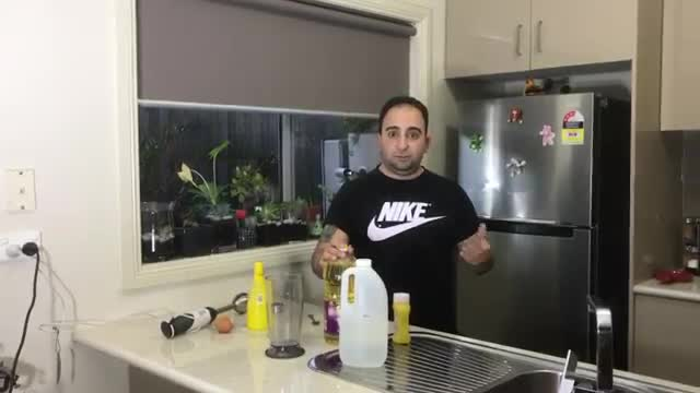 Mayonise (Persian cooking course) اموزش سس مایونز