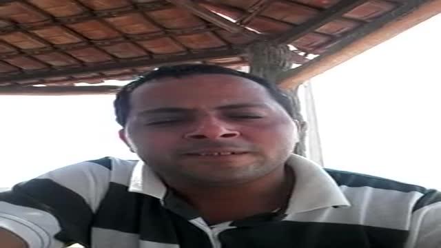 حضور برادر وحید محتشمی در بندر هندیجان