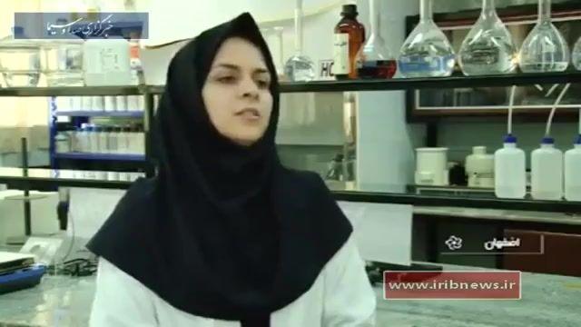 Iran made New Drink based on Coffee & Mushroom ساخت نوشیدنی قارچ و قهوه اصفهان ایران