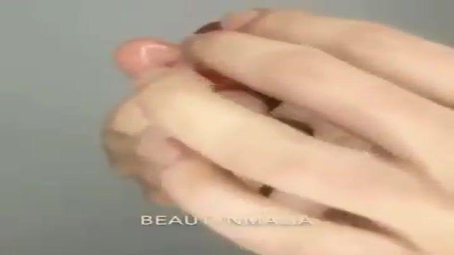 تقویت ناخن با گوجه فرنگی