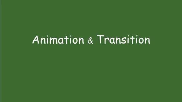 برنامه نویسی اندروید - آموزش انیمیشن و Transition در اندروید (Demo)