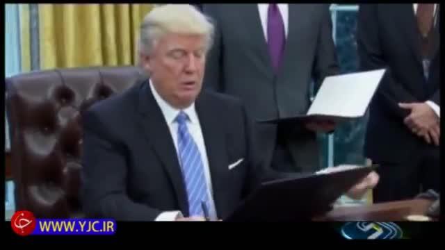 تمدید تعلیق تحریم های برجامی و وضع تحریم های جدید علیه ایران