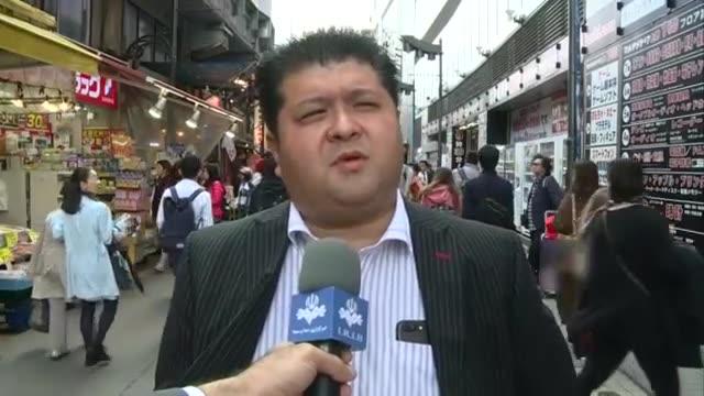 کاروشی مرگ ناشی از کار زیاد در ژاپن/خبرنگار حسین بختیاریان