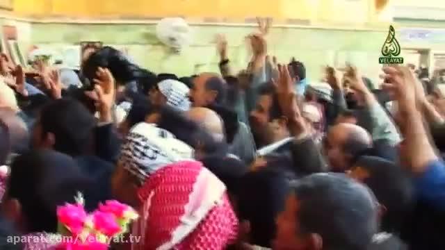 عالی اعلی حیدر با نوای علی فانی -مدح حضرت علی