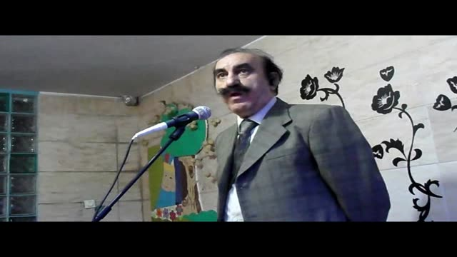 بنیاد جفا ... سروده استاد مرتضی کیوان هاشمی شعرخوانی انجمن ادبی شمیرانی ها