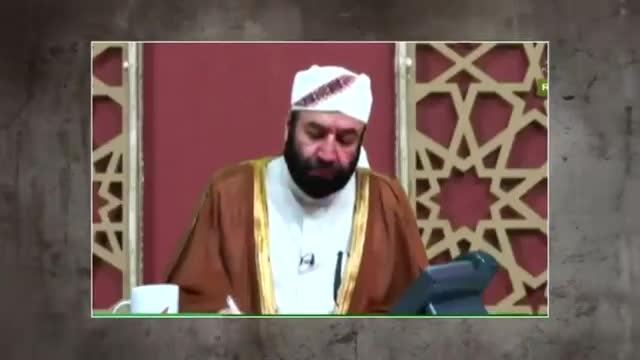 فرار از پاسخ دادن به سوال بیننده شیعه توسط خدمتی وهابی