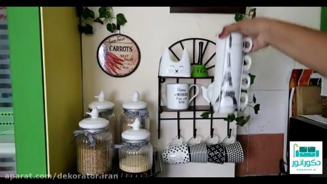 دکوراسیون آشپزخانه به سبک هندی