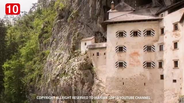 10 قلعه وحشتناک که ارواح در آنجا رفت و آمد دارند