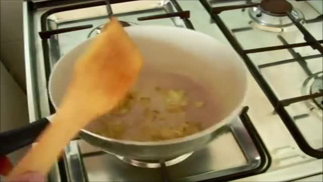 کوفته ریزه بادمجان با گوشت Koofte bademjan ba goosht
