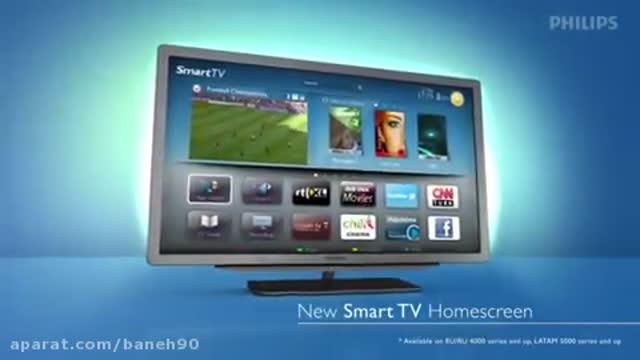 ویژگی های تلویزیون هوشمند فیلیپس