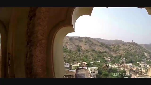 سفر به جایپور هندوستان - جایپور شهری به رنگ صورتی