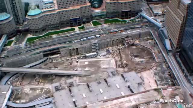 معماری و ساخت آسمان خراش منهتن | تایم لپس زیبا
