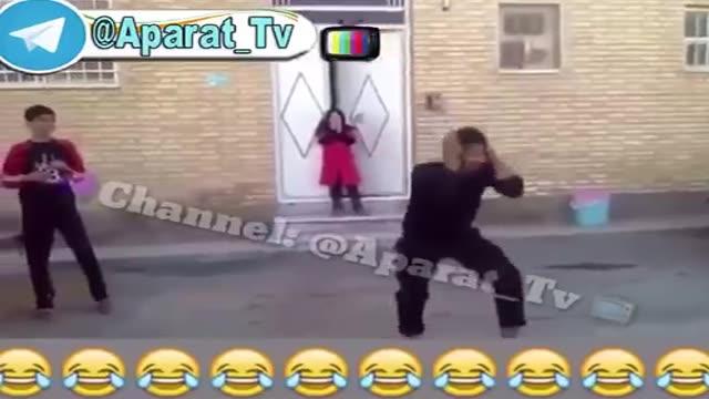 سرقت وحشیانه در تهران