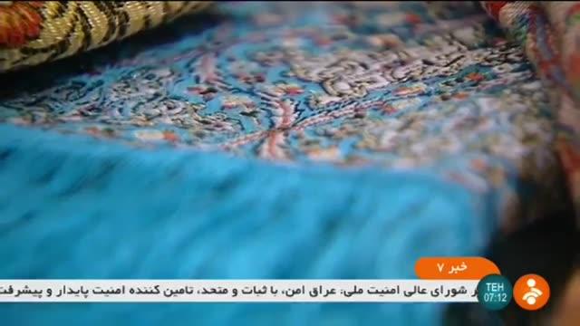 Iran Kourosh Gharbi Dress designer, Golestan Palace gallery کوروش غربی طراح لباس ایران