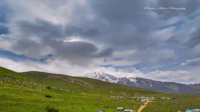 طبیعت گردی در ایران زیبا
