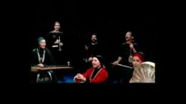 موزیک ویدیو گروه رستاک به نام بارون بارون