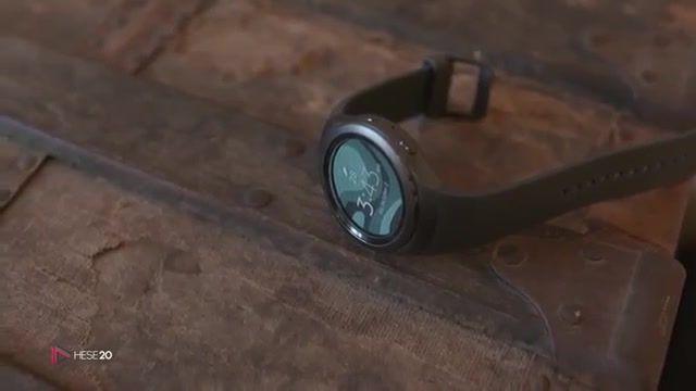 نقد و بررسی ساعت های هوشمند Samsung Gear S2 و Gear S2 Classic