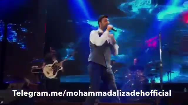 کنسرت محمد علیزاده عشقم این روزا -  Mohammad Alizadeh live in concert eshgham in roza