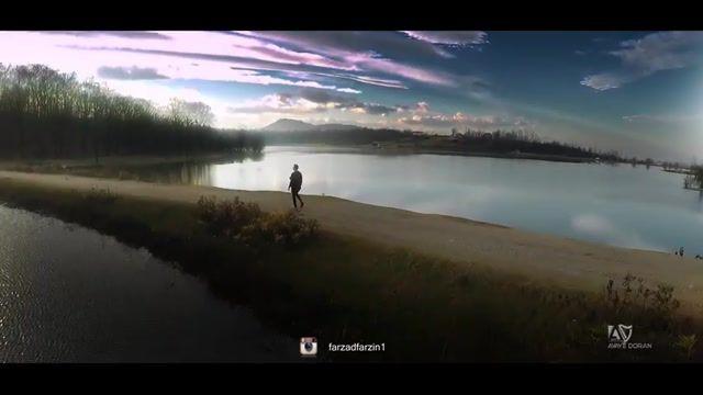 موزیک ویدیو فرزاد فرزین با نام گوشی