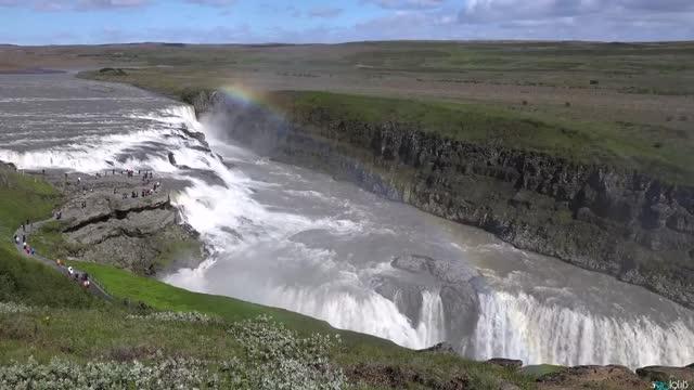 طبیعت بکر ایسلند