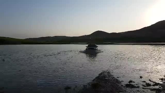 لندمارک عبور از آب