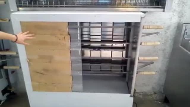 دستگاه مرغ بریان قیمت یک میلیون تومان