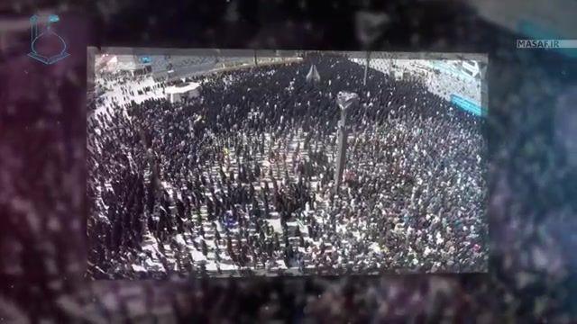 اطلاعیه مراسم عید بزرگ بیعت در تهران