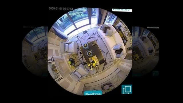 دوربین چشم ماهی